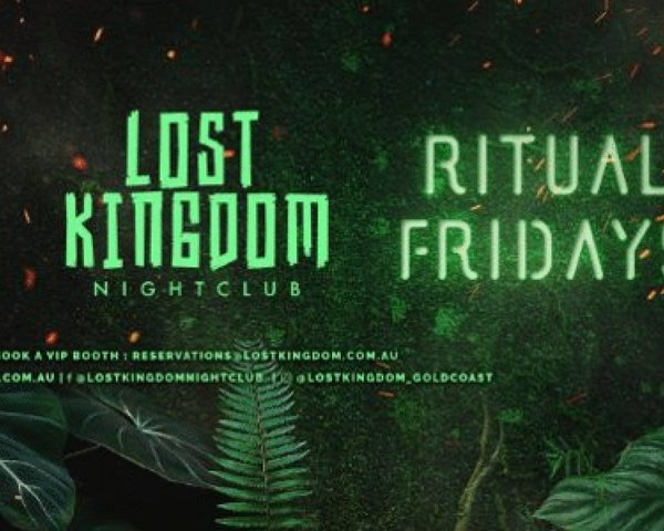 Ritual Friday VIP Express Entry tickets