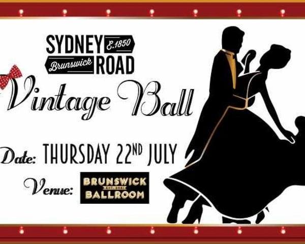 Sydney Rd Vintage Ball tickets